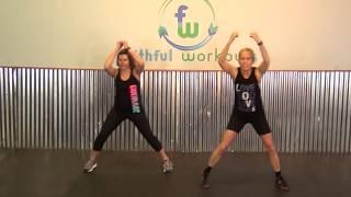 Power PAZAZ (high intensity cardio dance) by Faithful Workouts