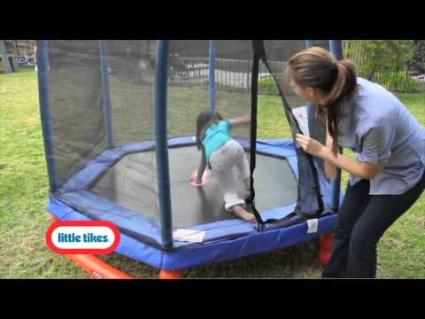 Little Tikes - 7' Trampoline With Enclosure | Toys R Us Canada
