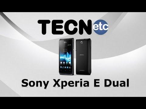 Sony Xperia E Dual: Unboxing e Review