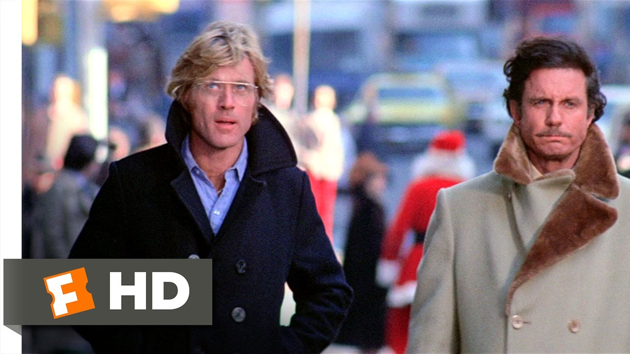 Three Days Of The Condor 10 10 Movie Clip We Play Games 1975 Hd You