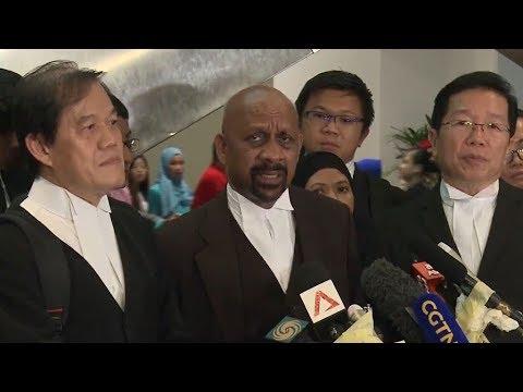 Women accused in Kim Jong Nam murder brought back to Kuala Lumpur airport