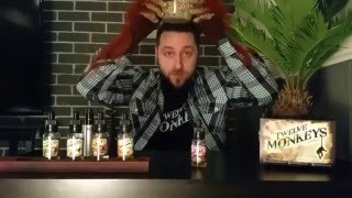 Here's my review for the 12 monkeys ejuice line! Amazing stuff here...