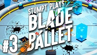 Blade Ballet - #3 - Deadly Lasers!! (4 Player Gameplay)