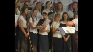 Винницкой молодежный хор ХВЕ Старогородский У небо блакитне я рвуся