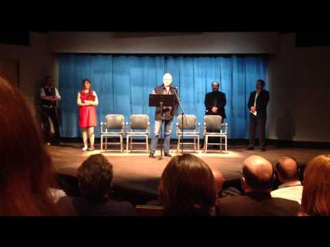 Robert Schenkkan Receives Top Award