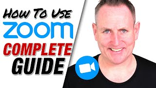 How To Use Zoom (How To Set Up Zoom Beginners Guide)
