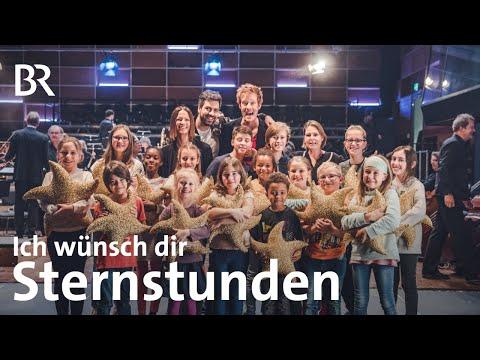 (Ich wünsch dir)Sternstunden - der BR-Benefizsong 2018   mit Christina Stürmer