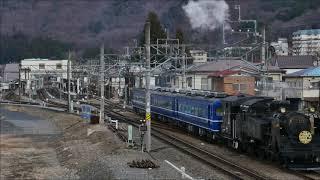 2020年01月11日東武鉄道C11SL大樹