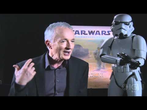 Star Wars BD: Anthony Daniels Interview