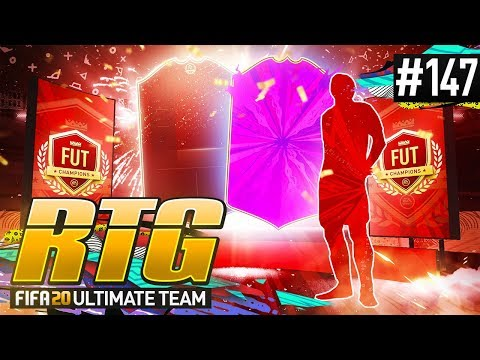 AMAZING FUT CHAMPS REWARDS ! - #FIFA20 Road To Glory! #147! Ultimate Team