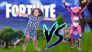2 YEAR OLD DOES FORTNITE DANCE CHALLENGE! | FORTNITE IN REAL LIFE