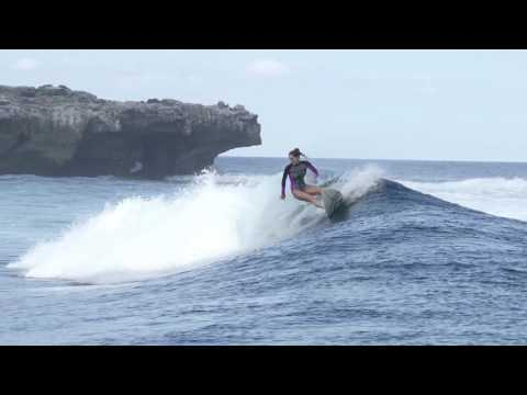Marina Daian | Nemberala Beach Resort | Waterways Surf Adventures | Surf Travel