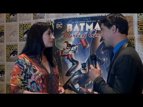 That's My Entertainment Interviews Paget Brewster from Batman and Harley Quinn