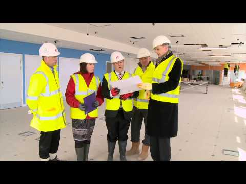Inverness Campus on track