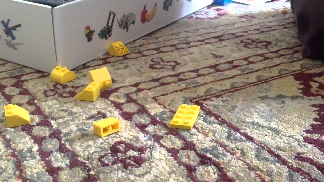 how to make big lego