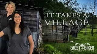 Ghost Biker Explorations: It Takes A Village, S3 Episode 3