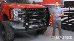 How to Install Go Industries Rancher Grille Guard on a 2017 Ford F-250 Super Duty
