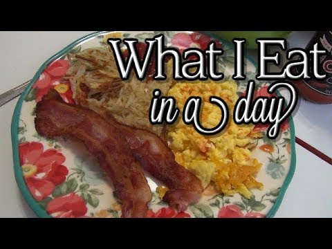 What I Eat In A Day | Real Life Stay At Home Mom