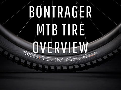 Bontrager MTB Tire Overview