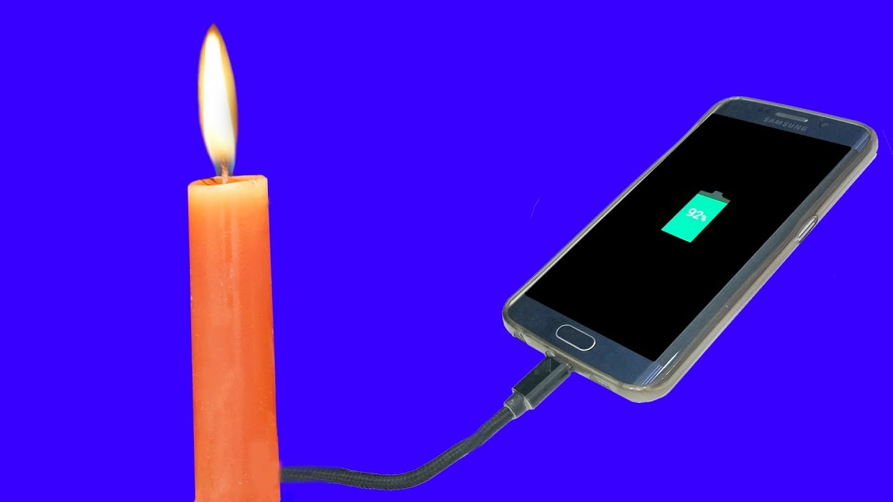 home is no light turn on the candles magic charge the phone with a candle youtube. Black Bedroom Furniture Sets. Home Design Ideas