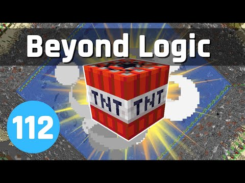 Eating The World - Beyond Logic #112 (Let's Play) | Minecraft 1.15