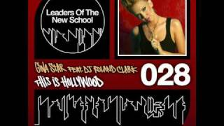 Gina Star feat DJ Roland Clark (Original Club Mix) - This Is Hollywood