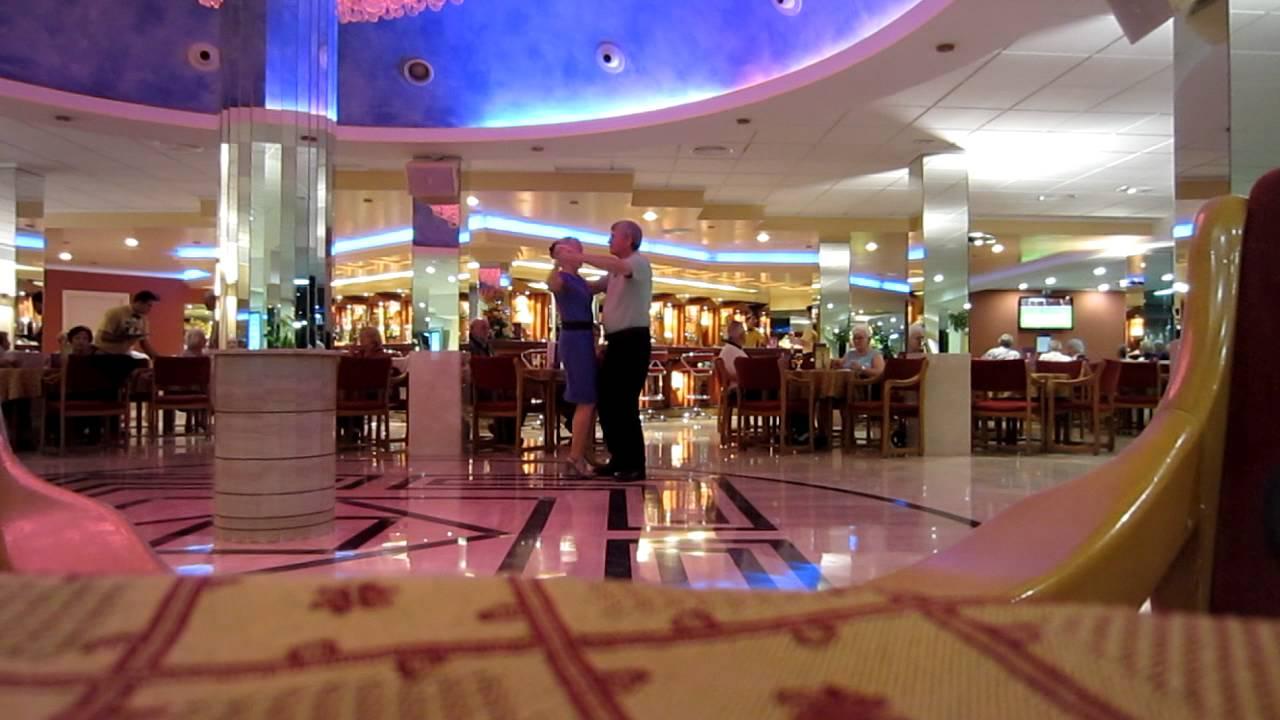 Dancing In Benidorm Hotel Calypso