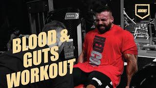 Video BLOOD & GUTS | Leg Workout with Luke Sandoe & Joe Bennett download MP3, 3GP, MP4, WEBM, AVI, FLV Agustus 2019
