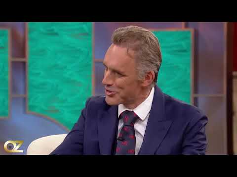 Fantastic Interview With Dr  Oz And Jordan Peterson