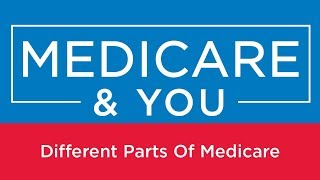 Medicare & You: Different Parts Of Medicare