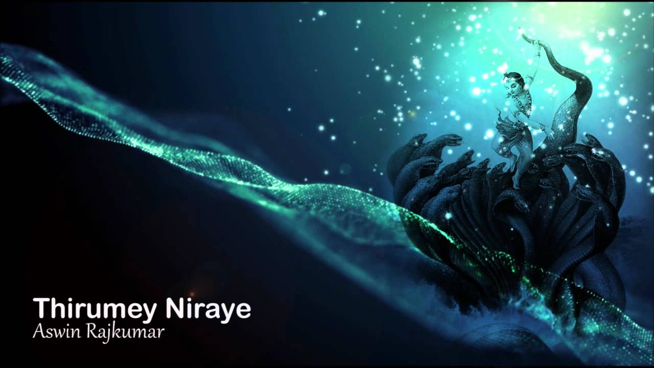 R Rajkumar Hd Wallpaper Lord Krishna Devotional Song Thirumey Niraye Hd 2012