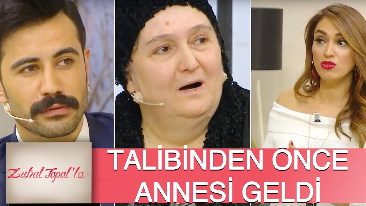 Zuhal Topal'la 118. Bölüm (HD) | İbrahim'in Talibinden Önce Annesi Geldi