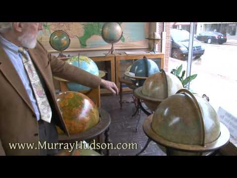 Murray Hudson - ANTIQUARIAN BOOKS, MAPS, PRINTS & GLOBES - New Stores
