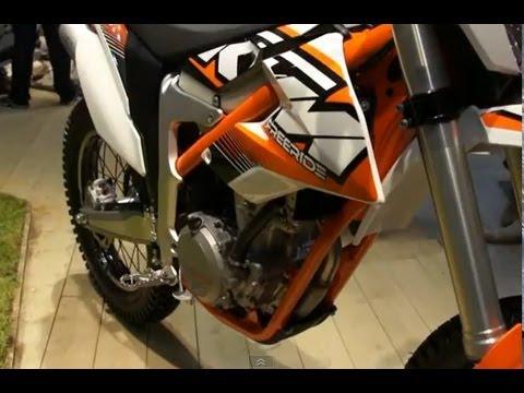KTM Highlights Neuheiten 2012 EICMA - mit 690 Duke, Freeride 350 und Freeride E