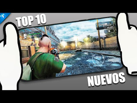 Top 10 Mejores Juegos Para Android & IOS Nuevos | ¡Yes Droid!