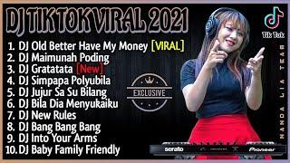 DJ TIKTOK TERBARU 2021 - DJ OLD BETTER HAVE MY MONEY TIKTOK FULL BASS VIRAL REMIX TERBARU 2021