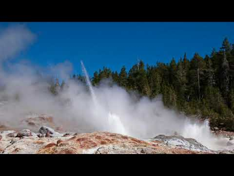 Concerns Grow As Yellowstone's Largest Geyser Erupts for 8th Time Since March