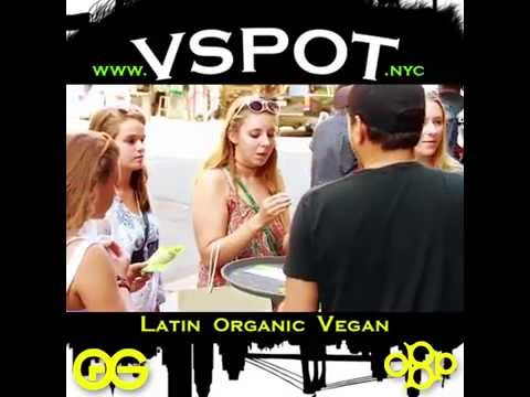 VSPOT Organic 2015 opening in the East Village, NYC *LATIN VEGAN*