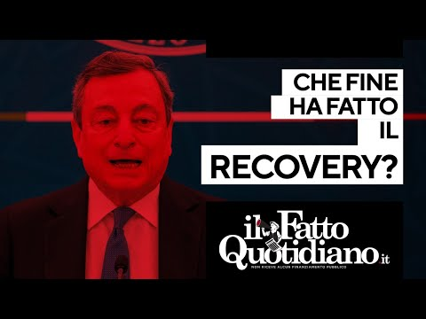 Che fine ha fatto il recovery?