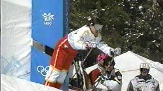 Repeat youtube video 長野オリンピック 女子モーグル