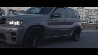 BMW X5 e53 Tuning, Stance, Loud Exhaust ( PART 2 )
