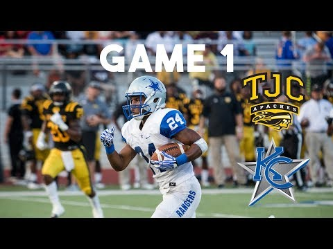 WE'RE BACK!! KILGORE vs. TJC (2018) 🔥