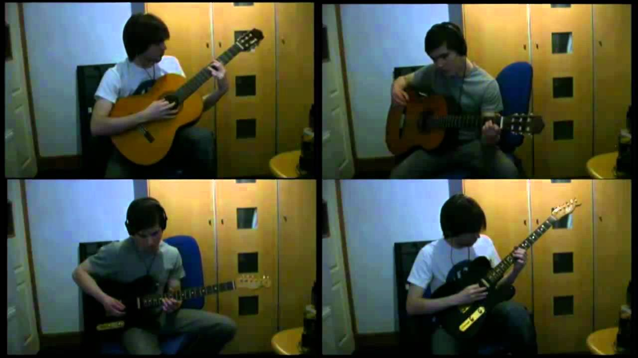 Final Fantasy 9 Amarant Theme Guitar Cover