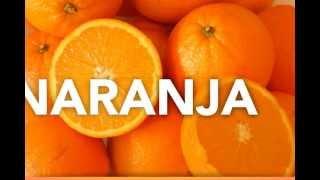 Historia del color naranja