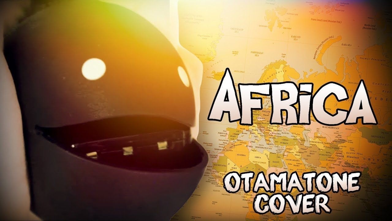 Africa Otamatone Cover - africa song roblox id