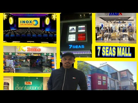 7 Seas Mall | Vadodara | Gujarat | Best Mall