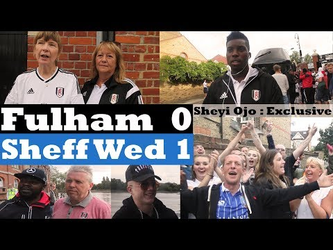 Fulham 0 Sheffield Wednesday 1 | We looked jaded | EFL Championship