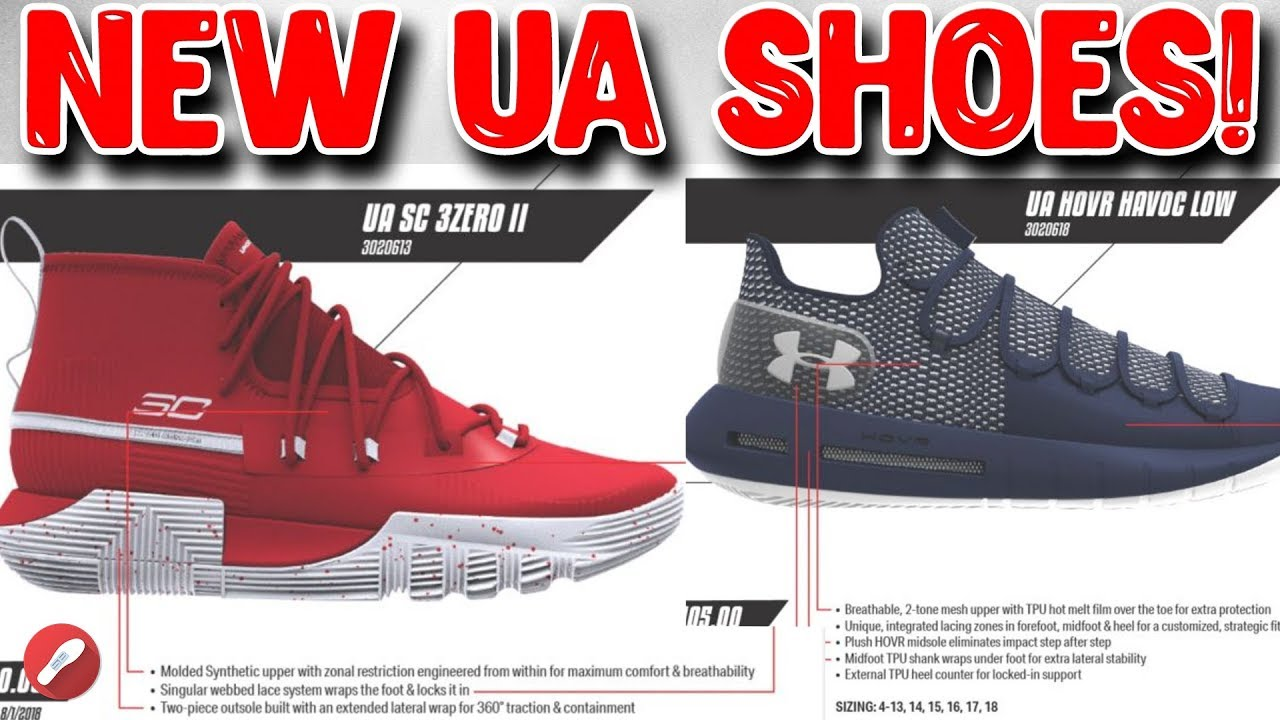 a783af1a63d Under Armour New Shoes Leak! +Tech Specs Price   Release Date! The Sole  Brothers