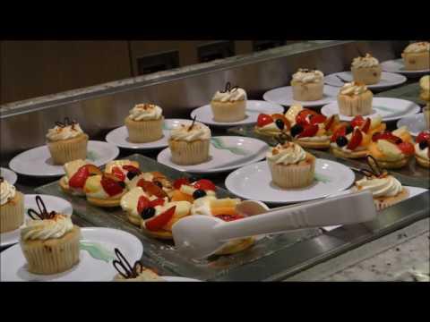 "REGAL Princess ...Scandinavia & Russia Cruise... "" EATs "" Food & Pastries"