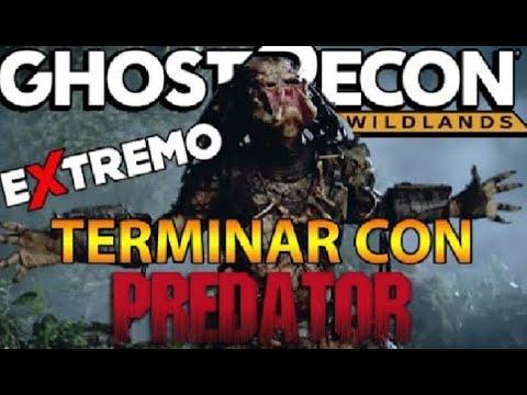 COMO TERMINAR CON EL DEPREDADOR - GHOST RECON WILDLANDS